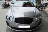 """Siêu xe Bentley Continental Supersport Convertible """"tắm nắng"""" Sài Gòn"""