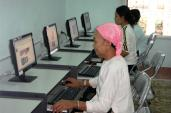 FPT IS lắp đặt 12.070 máy tính kết nối Internet về nông thôn