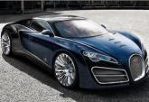 """Hậu duệ của Bugatti Veyron là siêu xe """"lai"""" xăng-điện"""