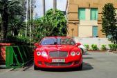 """Đại gia Việt """"lên đời"""" Bentley Continental GT Speed lên Hamann"""