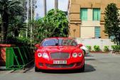 """Đại gia Việt """"lên đời"""" Bentley Continental GT Speed thành Hamann"""