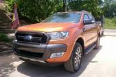 Ford Ranger Wildtrak 2015 chính hãng đầu tiên tại Hà Nội