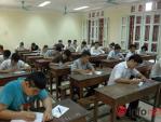 Phát hiện một vụ dùng công nghệ cao đọc lời giải vào phòng thi