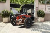 """Yamaha XV950 """"lên thùng"""" Sidecar siêu đẹp, siêu chất"""