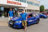 Honda Civic lập kỷ lục Thế giới về tiết kiệm nhiên liệu