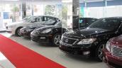 Người Việt chi 1,55 tỷ USD nhập khẩu ô tô trong 6 tháng