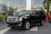 SUV hạng sang Cadillac Escalade Platinum đầu tiên về Việt Nam