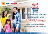 VietBank cho vay 100% vốn để xây dựng, sửa chữa nhà