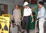 Tăng cường đảm bảo an toàn và an ninh nguồn phóng xạ