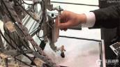 Robot viết thư pháp ở Nhật Bản