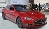 """Tesla Model S lên ngôi """"ông hoàng xe điện"""" tại Mỹ"""