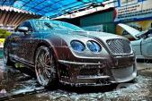 """Dân chơi Sài thành chi 300 triệu """"tút"""" lại xế sang Bentley"""