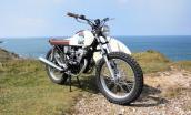 Honda CB125 tracker - đủ cho đam mê môtô và lướt sóng