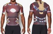"""Thú vị với mẫu áo """"siêu anh hùng"""" dành cho phái mạnh"""