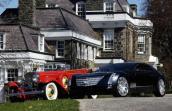 Những dòng ô tô nổi tiếng xưa và nay