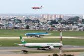 Xử lý 8 vụ can nhiễu tần số hàng không trong 6 tháng đầu năm 2015