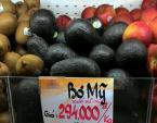 Bơ Việt chất đống, bơ Mỹ gần 400.000 đồng/kg vẫn