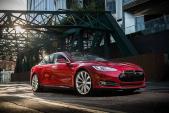 """Tesla Model S P90D sắp ra mắt sẽ có chế độ """"lố bịch"""""""