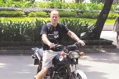Lợi ít, hại nhiều khi cho người nước ngoài thuê xe máy