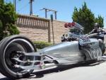 Môtô 3 bánh 1000 mã lực nhanh hơn siêu xe Lamborghini