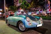 """""""Xế cụ"""" Porsche 356A nguyên bản duy nhất tại Việt Nam"""