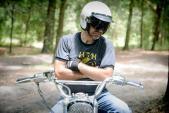 """Harley-Davidson XL1200C độ scrambler """"cực độc"""""""