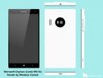 Điện thoại Lumia cao cấp của Microsoft lộ toàn bộ cấu hình