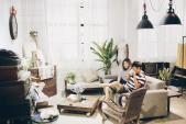 Ghen tị với ngôi nhà đẹp như mơ của đôi vợ chồng trẻ ở Hà Nội