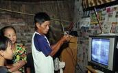 Hộ nghèo, cận nghèo có tivi analog sẽ được hỗ trợ đầu thu số DVB-T2