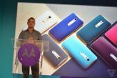 Motorola trình làng Moto X Style và Moto X Play với