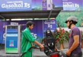 TPHCM kiến nghị giảm giá bán xăng sinh học E5