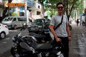 BMW R nineT team Sài Gòn - Thêm