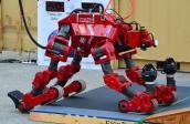 Robot trổ tài giải cứu thảm họa tuyệt vời đến kinh ngạc