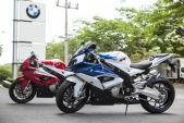 Siêu mô-tô thể thao BMW S1000RR mới có mặt tại Việt Nam