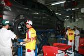 Hội thi kỹ thuật viên sửa chữa ôtô xuất sắc 2015