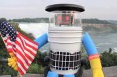 """Robot đi """"phượt"""" khắp Canada và Châu Âu bị có khả năng bị """"giết"""" tại Mỹ"""