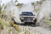 Mercedes-Benz GLC 2016 có giá 38.950 USD tại thị trường Mỹ