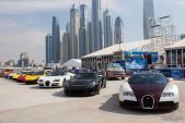"""Xem cuộc sống siêu xe đầy """"sang chảnh"""" của dân Dubai"""