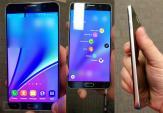Xuất hiện ảnh trên tay Galaxy Note 5, chỉ là Galaxy S6 phóng to?