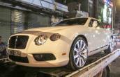 Bentley GTC V8 chính hãng tại VN ra biển trắng giá 12 tỷ