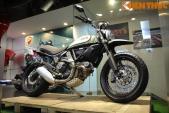 """""""Chiến binh"""" Ducati Scrambler Urban Enduro tại Hà Nội"""