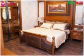 Lựa chọn ga giường phù hợp nội thất phòng ngủ gia đình