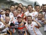 MotoGP 2015: Marquez thu hẹp khoảng cách với Rossi tại Mỹ