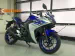 Chi tiết sportbike Yamaha YZF-R3 giá hơn 100 triệu tại Ấn Độ