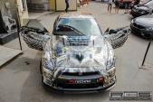 """Chiêm ngưỡng siêu xe biến hình """"siêu cú"""" Nissan GT-R 1800"""
