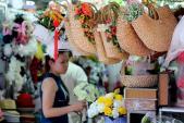Đến chợ Tân Bình làm cô dâu