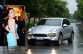 Porsche Cayenne của hoa hậu Thùy Lâm, giá bao nhiêu?