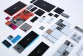 """Dự án """"smartphone xếp hình"""" của Google hoãn đến năm 2016"""