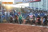 """Exciter độ """"tắm bùn, phá xe"""" tại Vietnam Motor Cub Prix 2015"""