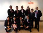 Fujitsu công bố Học bổng cho Khóa đào tạo Quản lý 2015